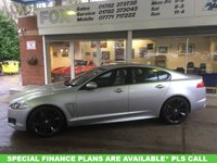 2014 JAGUAR XF 3.0 D V6 S PORTFOLIO 4d AUTO 275 BHP £17975.00