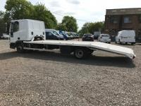 USED 2007 57 IVECO EUROCARGO 3.9 ALLOY BACK....WINCH....1 OWNER