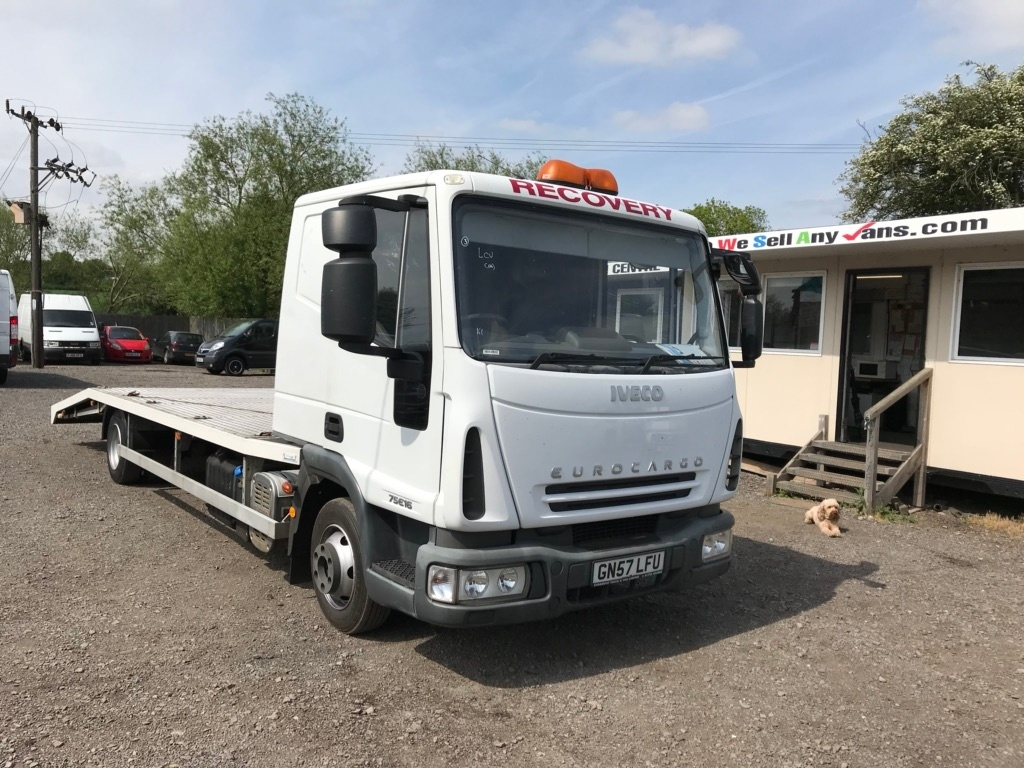 View our 2007 57 IVECO EUROCARGO 3.9