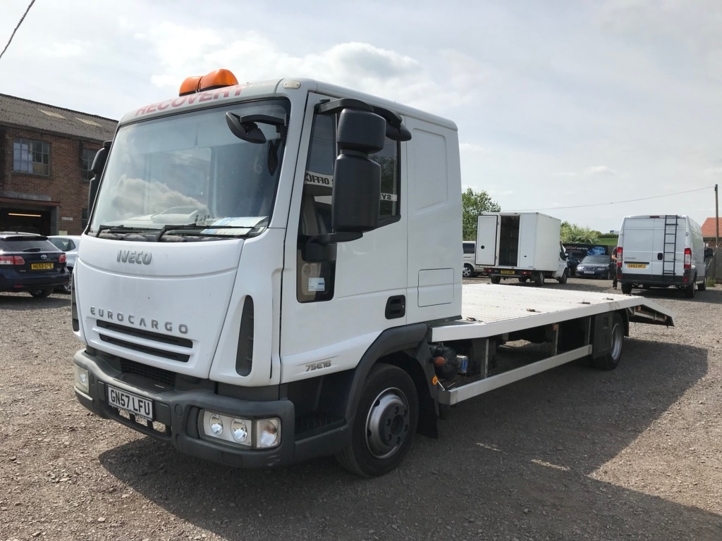 IVECO EUROCARGO at Click Motors