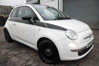 2009 FIAT 500 1.2 LOUNGE 3d 69 BHP £4000.00