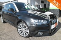 USED 2011 11 AUDI A1 1.4 TFSI SPORT 3d 122 BHP VIEW AND RESERVE ONLINE OR CALL 01527-853940 FOR MORE INFO.