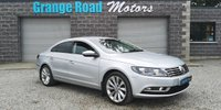 USED 2012 12 VOLKSWAGEN CC 2.0 GT TDI BLUEMOTION TECHNOLOGY 4d 138 BHP VRT PRICE FOR REPUBLIC OF IRELAND €1,741