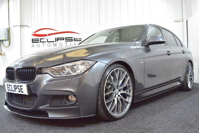 2013 63 BMW 3 SERIES 3.0 335D XDRIVE M SPORT 4d AUTO 309 BHP