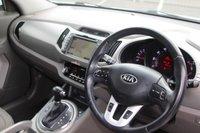 USED 2013 13 KIA SPORTAGE 2.0 KX-4 CRDI 5d AUTO 181 BHP