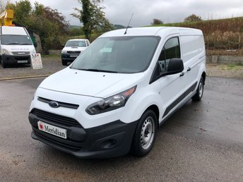 2016 FORD TRANSIT CONNECT T240 L2H1 LWB 100PS £10999.00