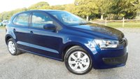 USED 2010 10 VOLKSWAGEN POLO 1.4 SE DSG 5d AUTO 85 BHP VEHICLE SPEC : SERVICE HISTORY, ALLOY-WHEELS, CLIMATE CONTROL, AIR-CONDITIONING, REMOTE LOCKING, REAR PARKING SENSORS, ELECTRIC WINDOWS, CD-PLAYER, ELECTRIC MIRRORS, METALLIC PAINT CAT-D INSURANCE LOSS