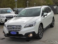 USED 2015 65 SUBARU OUTBACK 2.5 I SE PREMIUM 5d AUTO 175 BHP PETROL AUTO, TOP SPEC PREMIUM, ONE OWNER, LOW MILEAGE, FULL HISTORY