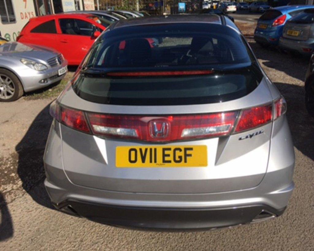 2011 Honda Civic I Vtec Se 4999 Fuel Filter Used 11 18 5d 138 Bhp