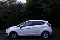 USED 2014 14 FORD FIESTA 1.0 ZETEC 5d AUTO 100 BHP
