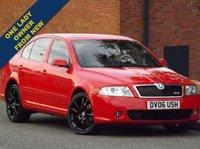 2006 SKODA OCTAVIA 2.0 VRS 5d 200 BHP £4999.00