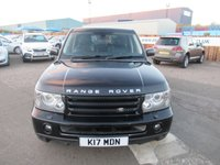 USED 2008 K LAND ROVER RANGE ROVER SPORT 2.7 TDV6 SPORT HSE 5d AUTO 188 BHP