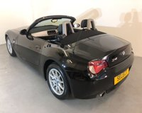 USED 2007 57 BMW Z4 2.0 Z4 SE ROADSTER 2d 148 BHP