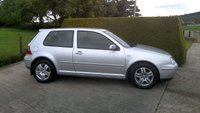 2001 VOLKSWAGEN GOLF 2.0 GTI 3d 114 BHP £SOLD