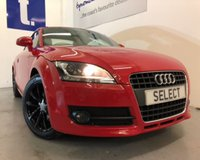 USED 2008 08 AUDI TT 2.0 TFSI 3d 200 BHP WAS £7499 NOW £6999 SAVING £500 BLACK TAG MEGA SALE !!! Dont miss out on this fabulous Sports Coupe with black leather, black wheels only 77,000 miles with full service history