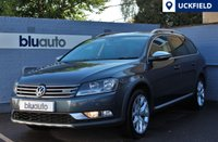 USED 2012 12 VOLKSWAGEN PASSAT ALLTRACK 2.0 TDI BLUEMOTION TECH 4MOTION DSG 5d AUTO 168 BHP Front & Rear Sensors, Navigation, Bluetooth, Dual Climate Control, Cruise Control