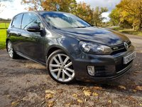 USED 2011 60 VOLKSWAGEN GOLF 2.0 GTD TDI 3d 170 BHP 2KEYS+2 FORMER KEEPERS+PRIVACY GLASS
