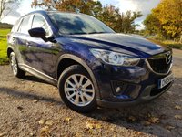 USED 2013 13 MAZDA CX-5 2.2 D SE-L NAV 5d 148 BHP SAT NAV+PRIVACY GLASS+EXTRAS