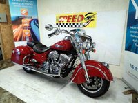 USED 2016 16 INDIAN SPRINGFIELD