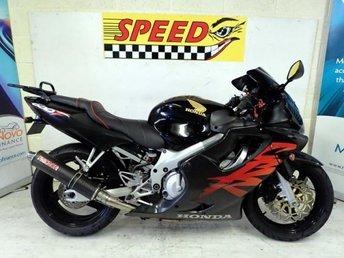 2000 HONDA CBR 600 F CBR 600 F £1795.00