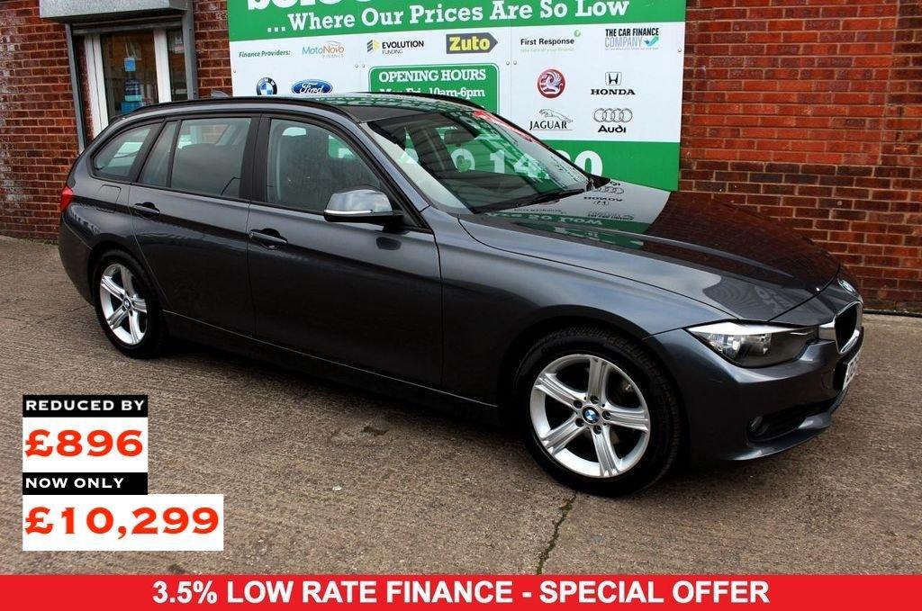 2014 64 BMW 3 SERIES 2.0 320D SE TOURING 5d 181 BHP