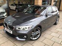 2015 BMW 1 SERIES 2.0 120D M SPORT 5d AUTO 188 BHP £15000.00