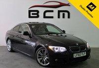2010 BMW 3 SERIES 3.0 325I M SPORT 2d AUTO 215 BHP £11485.00