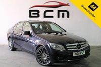 2011 MERCEDES-BENZ C CLASS 2.1 C200 CDI BLUEEFFICIENCY EXECUTIVE SE 4d AUTO 136 BHP £6485.00