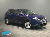 USED 2014 64 NISSAN QASHQAI 1.5 DCI ACENTA PREMIUM  * 0% Deposit Finance Available