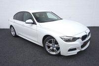 2013 BMW 3 SERIES 2.0 320D M SPORT 4d 181 BHP £12944.00