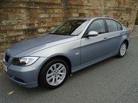 2006 BMW 3 SERIES 2.0 318I SE 4d 128 BHP £4450.00
