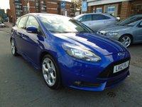 2012 FORD FOCUS 2.0 ST-2 5d 247 BHP £9794.00