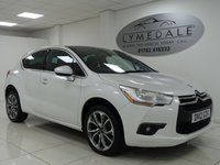 USED 2012 12 CITROEN DS4 1.6 DSTYLE 5d 118 BHP