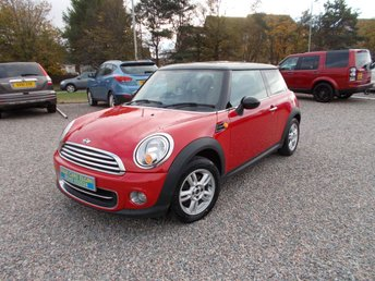 2012 MINI HATCH COOPER 1.6 COOPER 122 BHP £SOLD