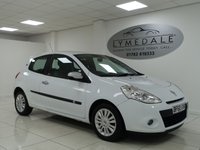2010 RENAULT CLIO 1.1 I-MUSIC TCE 5d 100 BHP £3490.00