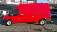 2013 FORD TRANSIT 2.2 350 H/R 5d 124 BHP 1 OWNER F/S/H  FREE 12 MONTHS WARRANTY COVER // £SOLD