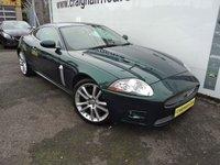2007 JAGUAR XK 4.2 XKR 2D AUTO 416 BHP £20995.00