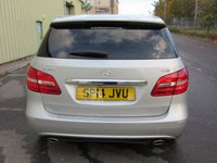 USED 2014 14 MERCEDES-BENZ B-CLASS 1.5 B180 CDI BLUEEFFICIENCY SPORT 5d 109 BHP