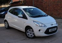 USED 2011 61 FORD KA 1.2 EDGE 3d 69 BHP **** ONE OWNER FROM NEW * £30 A YEAR ROAD TAX ****