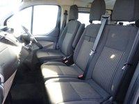 USED 2014 14 FORD TOURNEO CUSTOM 2.2 300 TREND TDCI 5d 124 BHP FORD TRANSIT CUSTOM TOURNEO  NO VAT NO VAT