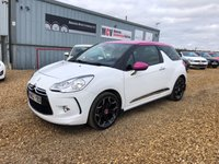 2012 CITROEN DS3 1.6 DSTYLE PLUS 5d 120 BHP £5490.00