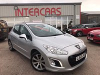 USED 2013 63 PEUGEOT 308 1.6 E-HDI ACTIVE NAVIGATION VERSION 5d 115 BHP