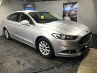 USED 2015 65 FORD MONDEO 2.0 ZETEC ECONETIC TDCI 5d 148 BHP Only £20 a year road tax : Bluetooth  :  Satellite Navigation  :  DAB Radio  :  Cloth upholstery  :  Heated front screen : Climate Control/Air-Conditioning  :  Isofix fittings  :  Front and rear parking sensors