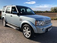 2011 LAND ROVER DISCOVERY 3.0 4 SDV6 XS 5d AUTO 245 BHP £15995.00