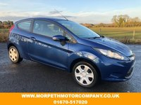 USED 2009 59 FORD FIESTA 1.2 STYLE PLUS 5d 81 BHP ***RAC WARRANTY***
