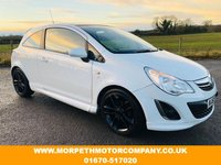 USED 2011 61 VAUXHALL CORSA 1.2 LIMITED EDITION 5d 83 BHP ***RAC WARRANTY***