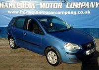 2006 VOLKSWAGEN POLO 1.2 E 5d 54 BHP £2499.00