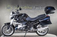 USED 2007 57 BMW R1200R 1200CC GOOD & BAD CREDIT ACCEPTED, OVER 500+ BIKES IN STOCK