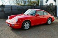 1990 PORSCHE 911 Guards Red 964 C2 £44950.00