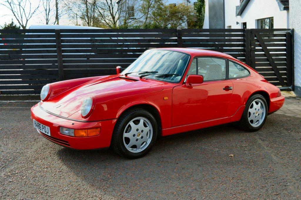 1990 Porsche 911 Guards Red 964 C2 44 950